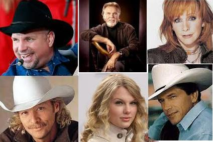 country music artists
